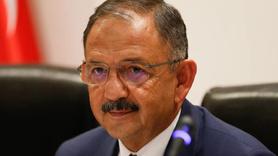 Bakan Özhaseki açıkladı: Yasa acilen çıkarılacak
