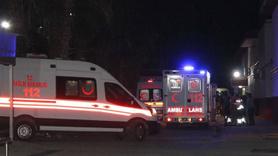Cezaevinde zehirlenen 98 mahkum hastaneye kaldırıldı