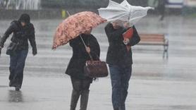 Meteoroloji'den 7 il için fırtına uyarısı