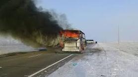 Katliam gibi otobüs kazası 52 kişi hayatını kaybetti!