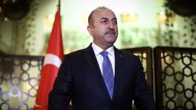 Bakan Çavuşoğlu uyardı... PYD'li teröristlerdne kara propaganda