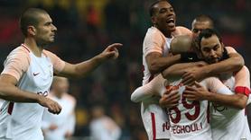 Galatasaray'ın 'Derdiyok'... Aslan sert virajı kayıpsız döndü