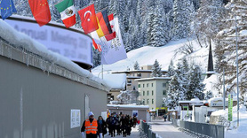 Dünya Ekonomik Forumu'nun yapıldığı Davos'u çığ korkusu sardı