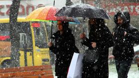 Marmara Bölgesi'nde kar beklentisi