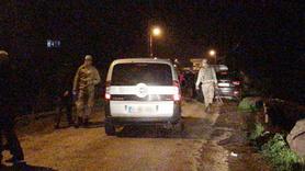 Teröristler Hatay'a 3 roket attı
