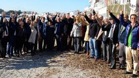 Bodrum'da 150 kişi MHP'ye katıldı