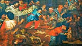 Yahudilerin kullandığı 'iğneli fıçı' nedir?