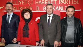 MHP, Balıkesir'de 3 ilçeye yeni başkan ve yönetim atadı