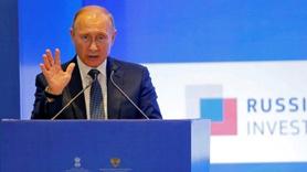 Putin'den dikkat çeken açıklama... ABD'nin yaptırım tehdidine gözdağı!