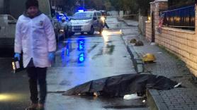 Maltepe'de bir kadın başından vurularak öldürüldü