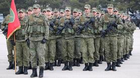 Kosova profesyonel ordu kuruyor