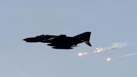 Zap ve Hakurk'a hava harekatı: 7 terörist etkisiz