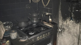 Muğla'da çıkan yangında 78 yaşındaki kadın hayatını kaybetti