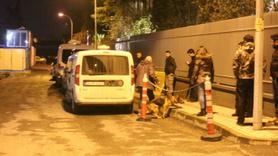Holding binasına bomba koyan terörist yakalandı
