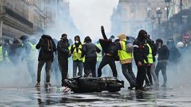 Fransa'da bugün hayat durdu