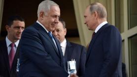 Putin ile Netanyahu telefonda Ortadoğu'yu görüştü