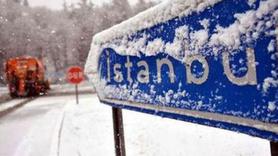 İstanbul'a ilk kar 27-31 Aralık arasında düşecek
