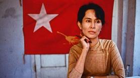 Myanmar lideri'nin evine saldırı düzenlendi