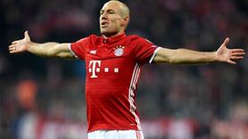 Arjen Robben'den Beşiktaş açıklaması