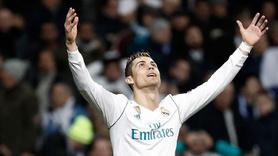 Ronaldo Şampiyonlar Ligi'nde rekor kırdı