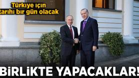 Temelini Putin ve Erdoğan Nisan'da atacak
