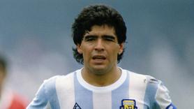 Ünlü futbolcu Maradona'nın Amerika'ya girişi yasaklandı