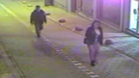 Genç kız hayatının şokunu yaşadı... Sokak ortasında dehşet dolu anlar!