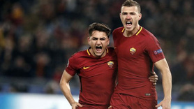 Cengiz Ünder'li Roma Devler Ligi'nde çeyrek finalde