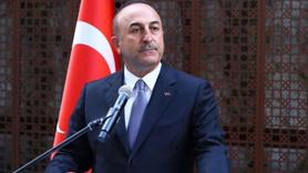 Dışişleri Bakanı Çavuşoğlu'ndan Salih Müslim açıklaması