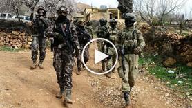 Afrin'de terör örgütü PKK'nın deposundan çıktı: Tam 300 ton