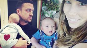 Justin Timberlake ve Jessica Biel oğullarıyla ilgili gerçeği açıkladı