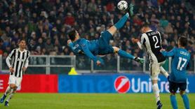 Cüneyt Çakır'ın yönettiği maçta Ronaldo tarihe geçti