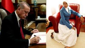 Merve Kavakçı'nın Kızı, Cumhurbaşkanı Danışmanı oldu