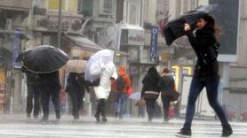 Meteoroloji'den İstanbul ve çok sayıda kente uyarı