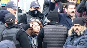 HDP'li milletvekili polis memurunun kolunu ısırdı