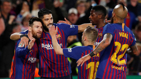 Barcelona şampiyon oldu, Messi tarihe geçti