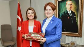 Fatma Kaplan Hürriyet'ten Meral Akşener'e ziyaret