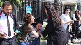 Mahkeme kararını duyan anne sinir krizi geçirdi
