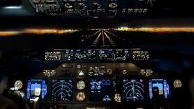 Antalya-Diyarbakır uçağını karıştıran anons!