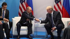 Trump ve Putin arasında kritik görüşme!