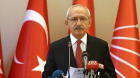 CHP Lideri Kılıçdaroğlu'ndan taziye mesajı