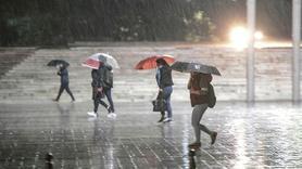 Meteoroloji uyardı: Gök gürültülü sağanak bekleniyor