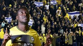 İsrailli holiganlardan Müslüman futbolcuya skandal çağrı!