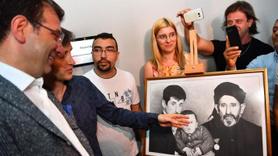 Ekrem İmamoğlu'na tablo sürprizi