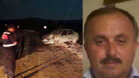 Bursa'da kaza! Eski belediye başkanı hayatını kaybetti