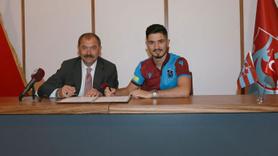 Genç yıldız Trabzonspor'a imzayı attı
