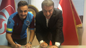 Trabzonspor'dan bir transfer daha!
