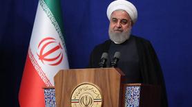 Ruhani'den ABD'ye müzakere için 2 şart