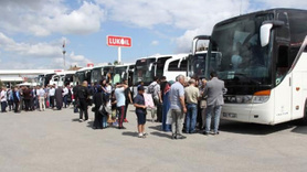 Sivaslılar oy kullanmak için İstanbul'a gidiyor