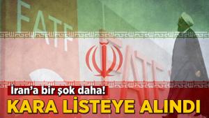 İran'a bir şok daha!